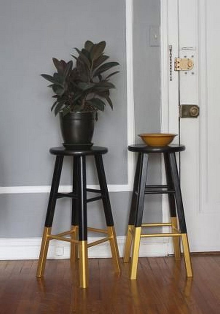 284 Best Metallic Painted Furniture Images On Pinterest Metallic Painted Furniture Furniture