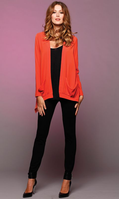 AlibiOnline - Frilled Cardi by PINK RUBY, $110.00 (http://www.alibionline.com.au/frilled-cardi-by-pink-ruby/)
