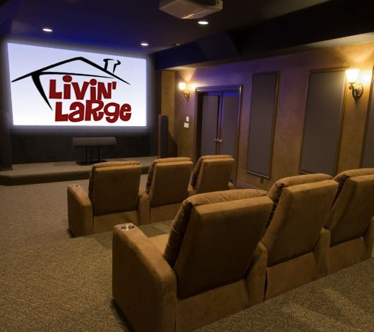 Small home theater design we serve the following states for Basement home theater plans
