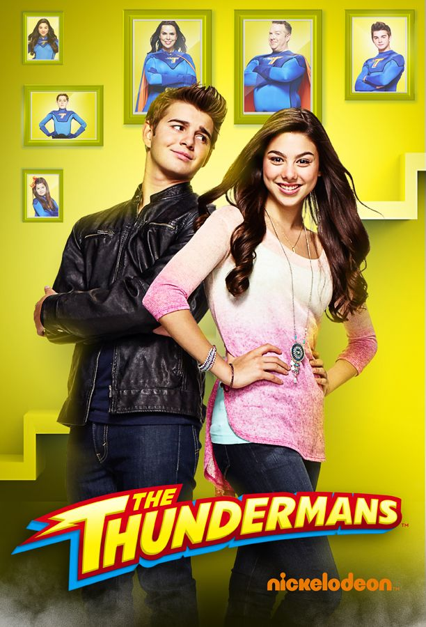 The Thundermans. Nickelodeon.