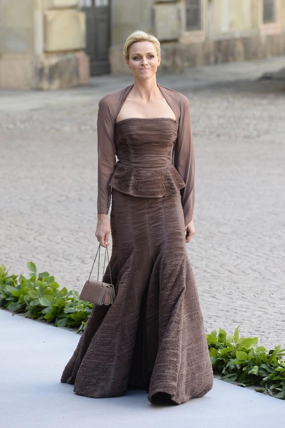 Princesa Charlene de Monaco