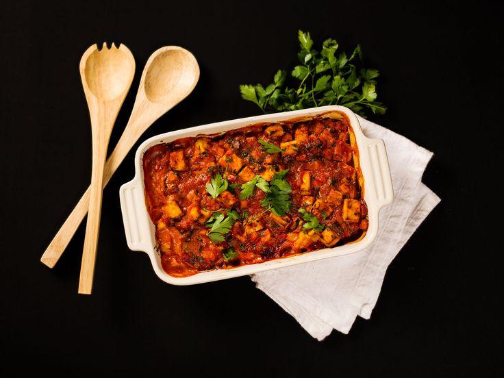 Gesund, einfach und trotzdem voller Geschmack – dieses Moussaka hat es im Nu in mein Kochrepertoire geschafft!