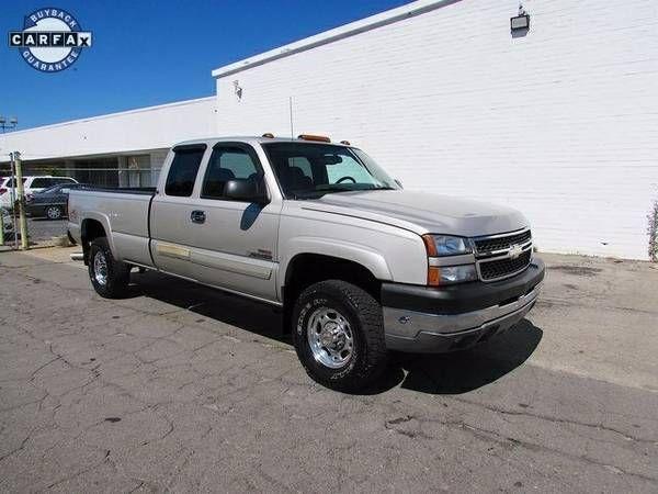 2005 Chevrolet Chevy2500 44 Diesel Silverado Pickup Truck Used ( Chevrolet_ 2500_Diesel We Finance)