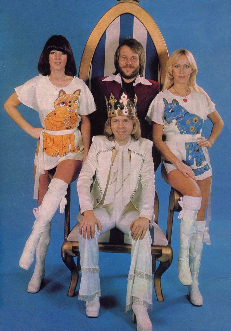 ABBA - Pre Olivia!