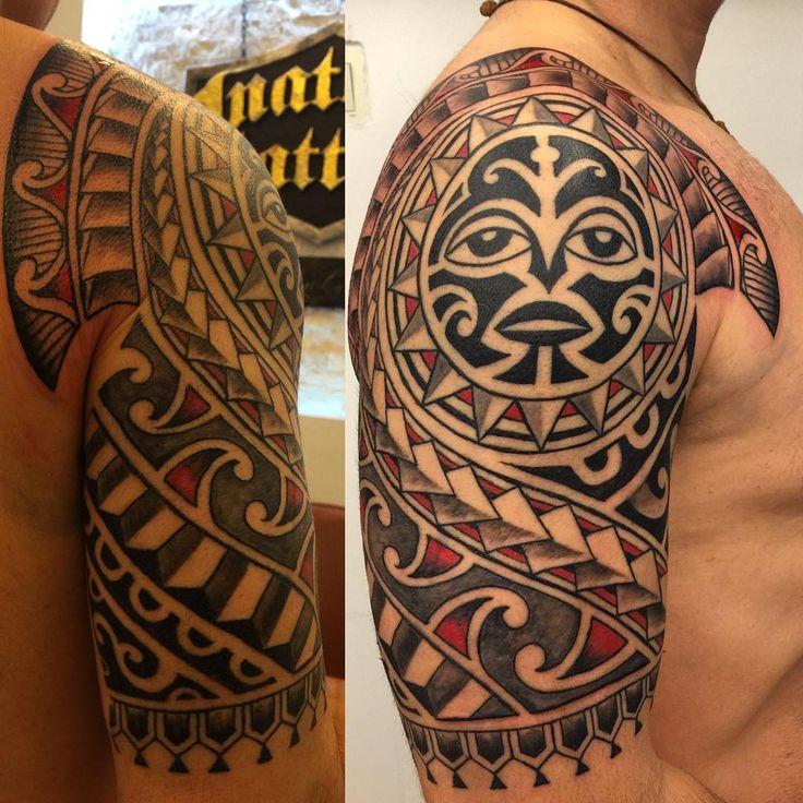 best 25 maori tattoo designs ideas on pinterest. Black Bedroom Furniture Sets. Home Design Ideas