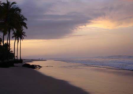Assinie beach, Ivory Coast. Thanks, Aimee! Great Ivorian memories, n'est-ce pas?