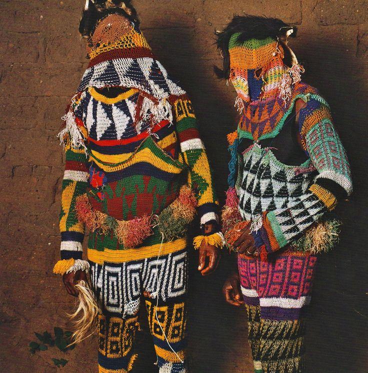 "Africa | Atal Masquerade, Nigeria, 2004. | © ""Maske"" by Phyllis Galembo. With an introduction by Chika Okeke-Agulu"