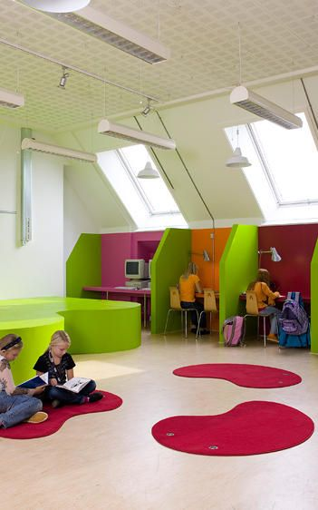 7 | A 21st Century School on the Cutting Edge of Learning [Slideshow] | Co.Design | business + design