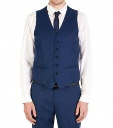 Tailored-Fit Dover Waistcoat