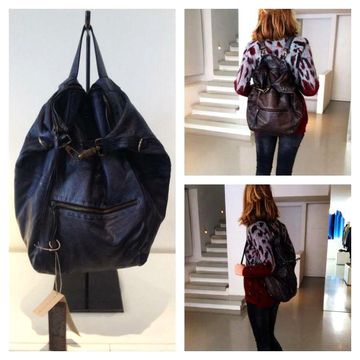 Mialuis Backpack by @irenegar. #miaddicted #mialuis
