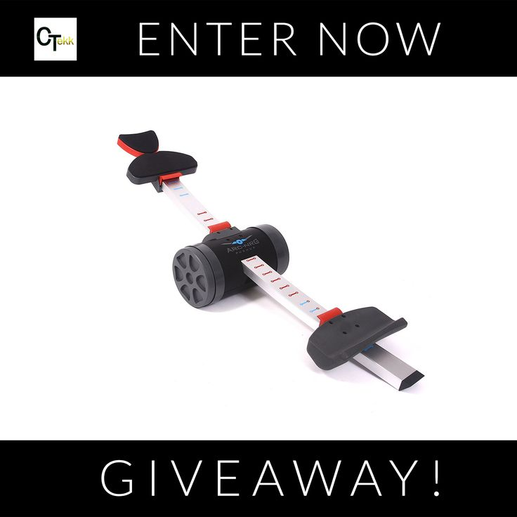 LAST CHANCE TO ENTER in our Giveaway! Win a FREE Revolutionary Push Up Machine from ARC-NRG. Enter here: http://www.citizentekk.com/product/push-up-machine-giveaway/ #giveaway #contest #citizentekk