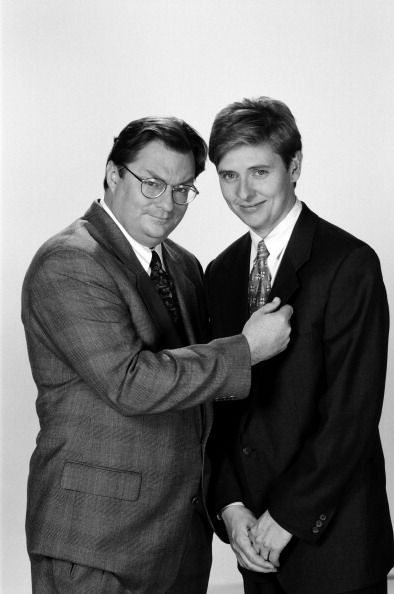 Stephen Root as Jimmy James Dave Foley as Dave Nelson - NewsRadio