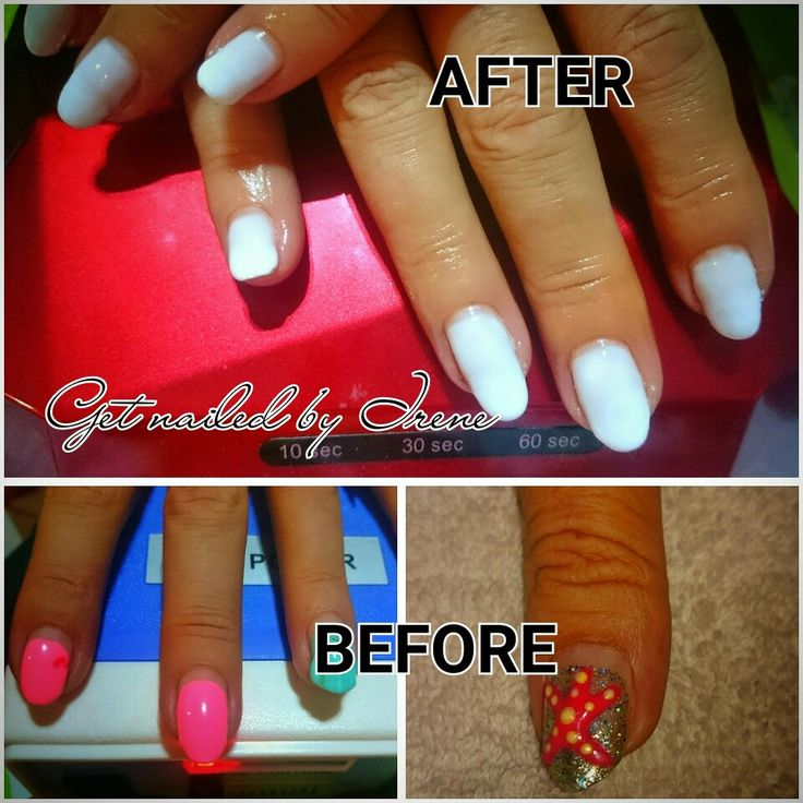 gel polish after 28 days