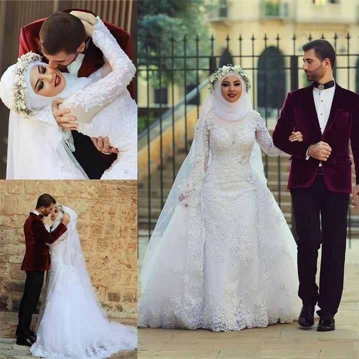 Как правильно выбрать оригинальное свадебное платье на мусульманскую свадьбу. Правила и рекомендации по подбору мусульманского свадебного платья в соответствии с нормами Ислама и Шариата. Лучшие дизайнерские модели и бренды мусульманских платьев для свадеб (Ах эта свадьба пела и плясала)