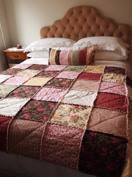 25 Unique Flannel Rag Quilts Ideas On Pinterest Rag