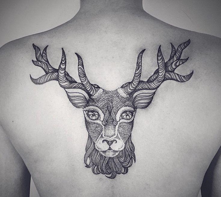 100 dessins de ligne cool de tatouage à l'encre avec   – Pin & Ink