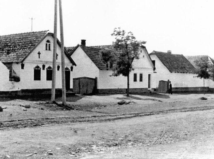1960as èvek, Kossuth utca - Bogács