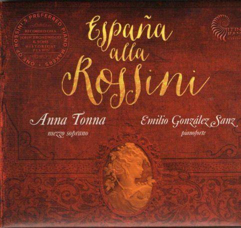 España alla Rossini // Anna Tona (mezzosoprano), Emilio González Sanz (pianoforte)