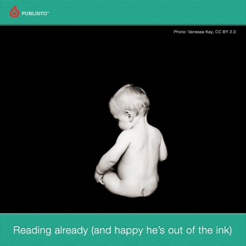 Want to raise a traditional reader? Ok. Just don't think black & white.