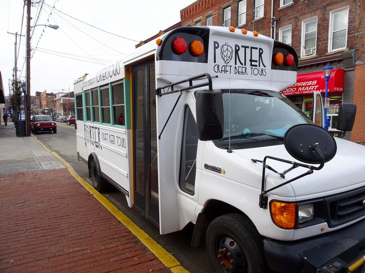 This New Bus Tour Will Help You Explore Pittsburgh Breweries