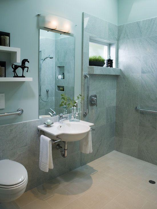 handicap accessible bathroom designs design pictures remodel decor and ideas - Handicap Accessible Bathroom Design