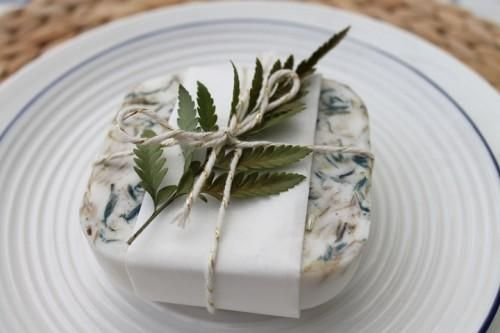 Weddbook is a content discovery engine mostly specialized on wedding concept. You can collect images, videos or articles you discovered  organize them, add your own ideas to your collections and share with other people - Natural soaps are amazing gifts for guests and bridesmaids, and they are very budget-friendly. Let's make some for your wedding, you'll need melt and pour soap base, a knife and a chopping board, essential oils, dried flowers, cutters or molds, a microwave, packaging of…