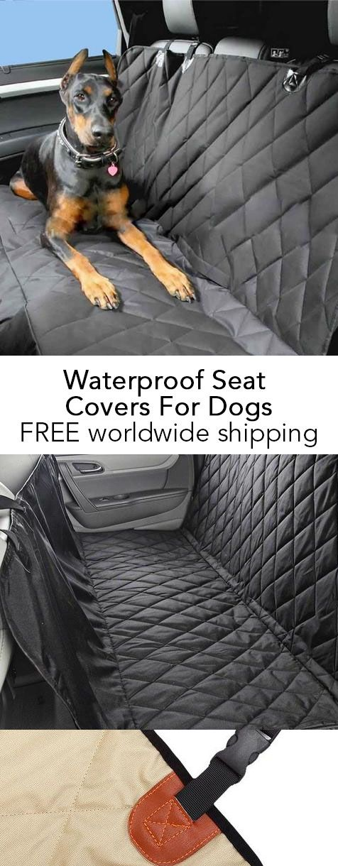 Waterproof Seat Covers For Dogs