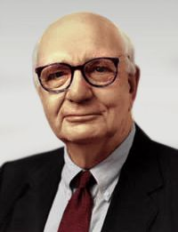 Paul Volcker - American Economist - Chair of the Federal Reserve