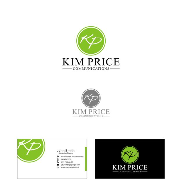 648 best business card design images on pinterest business card kim price communications develop an inspirational creative logo and business card for my communications business colourmoves
