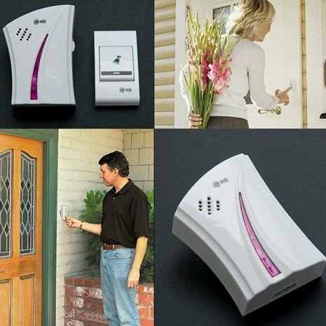 Chuông cửa dùng pin