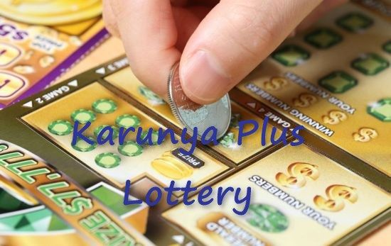 Karunya Plus lottery result today