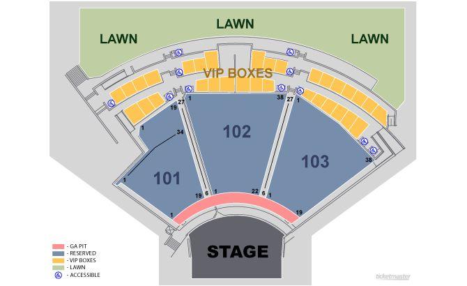 Live Nation Concerts Delivery