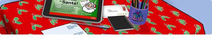 AUSTRALIA POST - How to write to Santa.