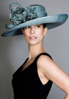 Rachel Trevor-Morgan :: Side Sweep Hat