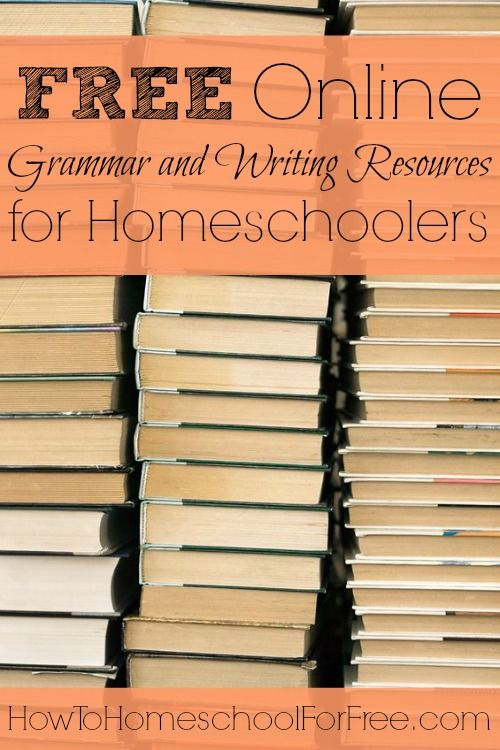 Teach grammar and writing skills for FREE with these  amazing online resources!