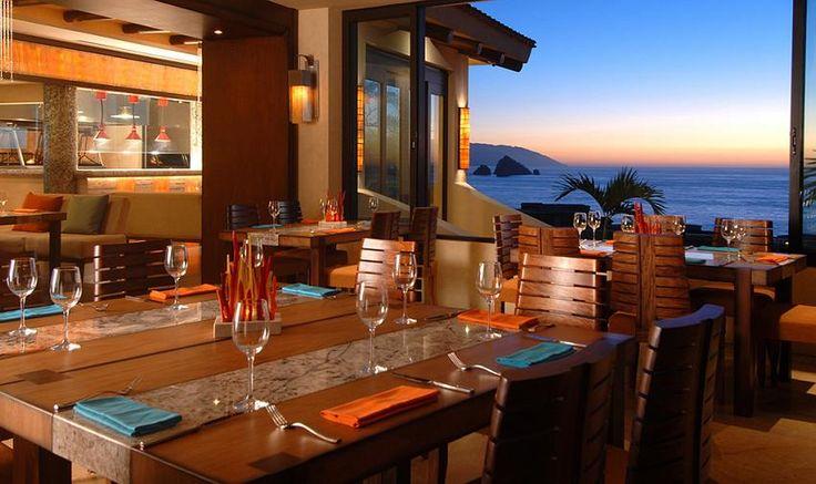 Restaurant bocados stk garza blanca preserve puerto vallarta