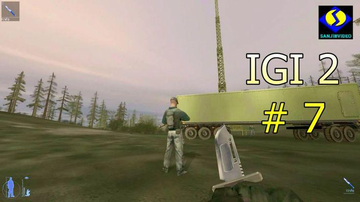 IGI2 #7 of 19 - Border Crossing - Covert Strike - Mission
