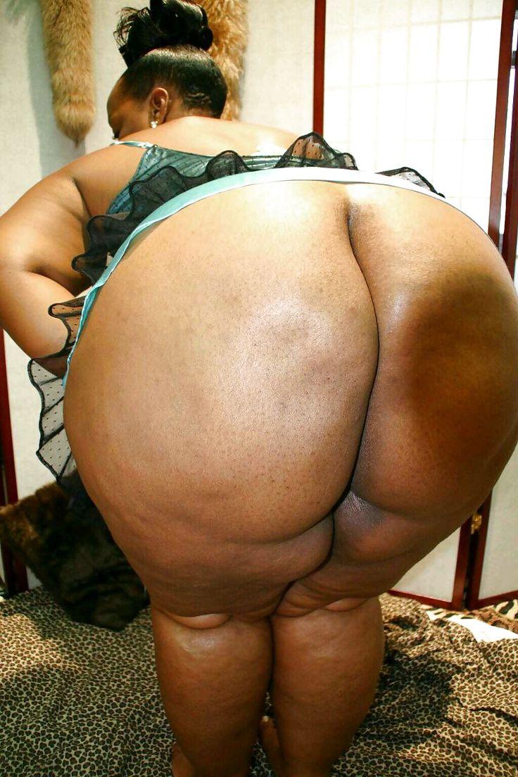 Granny giant booty