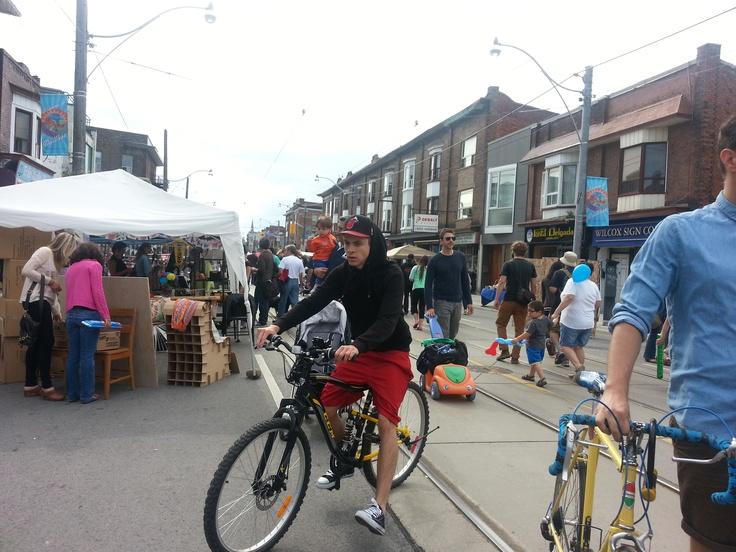 The Dundas West Fest | Toronto 2013