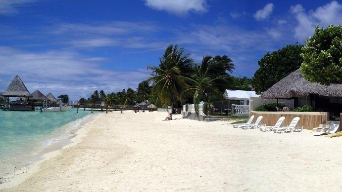 Francouzská Polynésie - Bora Bora