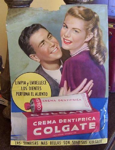 la heladera: Publicidad Antigua, Te Acuerdas??