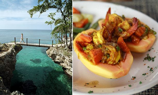 57 best images about edible excursions in negril jamaica for Authentic caribbean cuisine
