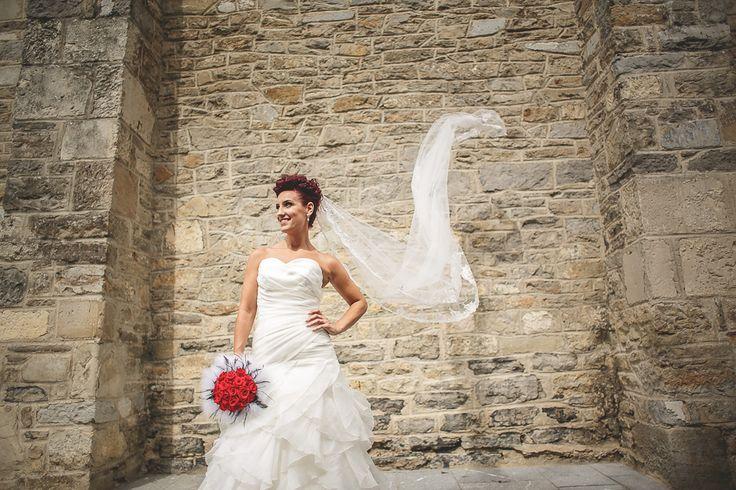fotografía de boda creativa { www.aitoraudicana.com }