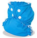 St. Lucia - AppleCheeks Diaper Cover Size 1