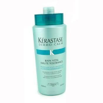 Kerastase DermoCalm Bain Vital Shampoo Sensitive Scalps  Normal to Combination Hair 1000ml34oz ** undefined #DailyShampoo