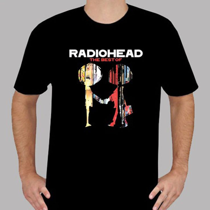 >> Click to Buy << 2017 New Fashion Short Sleeve Creative Design New Radiohead Alternative Rock Band *The Best of Men's Black T-Shirt Size S-3XL #Affiliate
