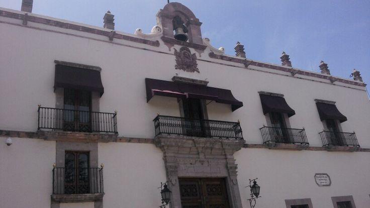 Casa de Josefa Ortiz de Dominguez, la correguidora