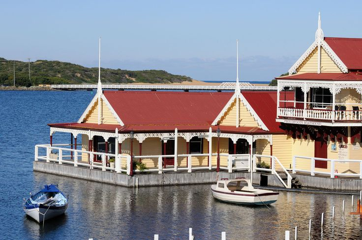 The best places to visit in Warrnambool RoyalAuto February, 2016. Head back to Flagstaff Hill for its sound and light show, Shipwrecked!, which tells the dramatic story of the Loch Ard's last voyage and its only two survivors. Interview: Luna Soo Pictures: Robin Sharrock #hopkinsriver #boats #Warrnambool #Victoria #Shipwrecked