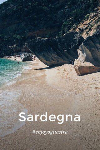 Seguitemi, vi porterò in #Ogliastra, uno dei territori più belli della #Sardegna #sardinia #enjoyogliastra #stellerstories @stellerstories