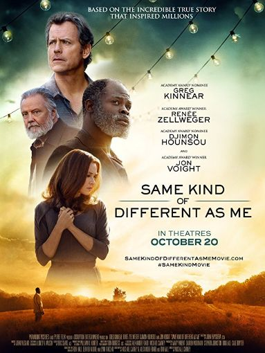 Watch Same Kind of Different as Me Full Movie - Online Free [ HD ] Streaming